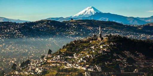 Trip to Ecuador SOLD OUT