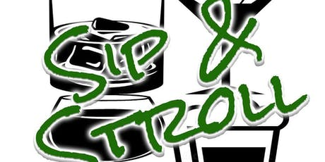 Sip and Stroll in Zelienople tickets