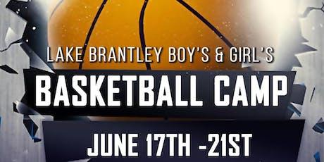 Basketball Camp tickets