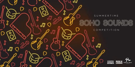 Summertime Soho Sounds tickets