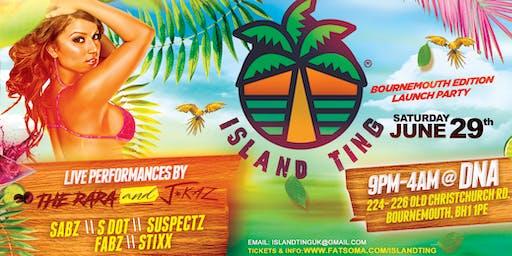 Island Ting Presents: The RaRa & J Kaz Live!