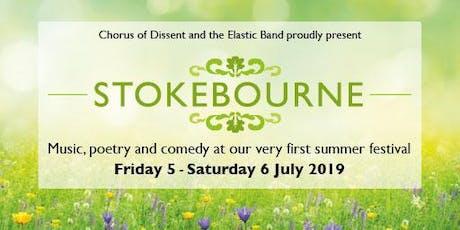 Stokebourne festival Friday tickets
