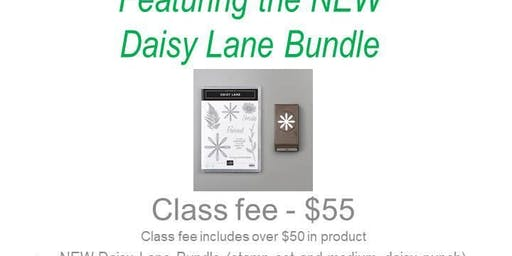 Daisy Lane Bundle on-line class