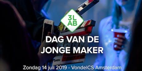 3LAB: DAG VAN DE JONGE MAKER tickets