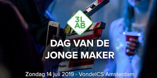 3LAB: DAG VAN DE JONGE MAKER