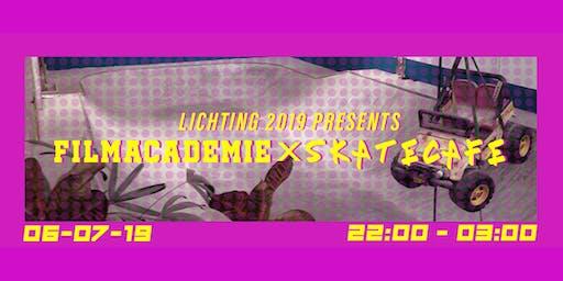 Filmacademie X SkateCafe
