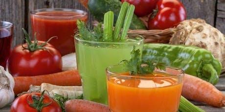 """""""Iss jetzt deinen Brokkoli"""" -Gesunde Ernährung im Berufs- und Familienleben Tickets"""