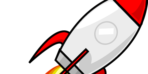 Family Learning - Scratch Rocket to the Moon - Southwell Library