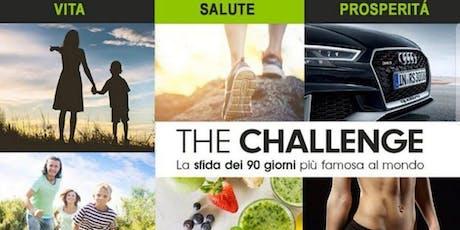 The Challenge TERAMO  biglietti