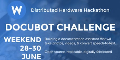 Distributed Hardware Hackathon - Docubot Challenge - Madrid entradas