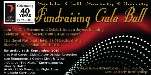 40th Anniversary Gala Ball
