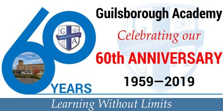 Guilsborough Academy 60th Anniversary Event tickets