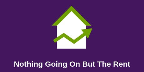 Nothing Going On But The Rent (new date) || UNISON South East tickets