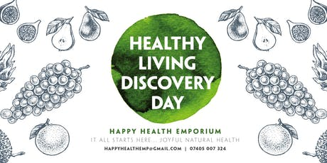 Healthy Living Discovery Day tickets