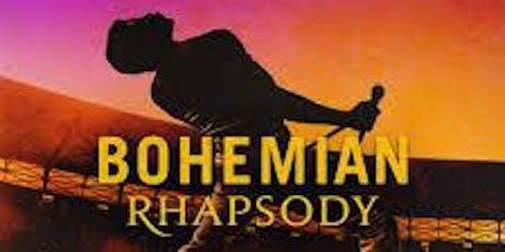 Bohemian Rhapsody Outdoor Cinema tickets