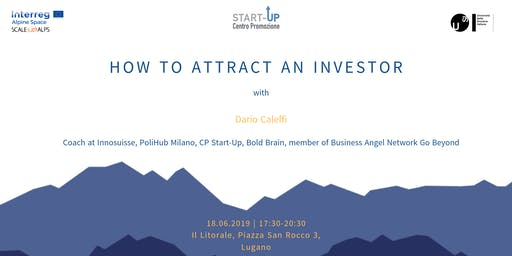 How to Attract an Investor