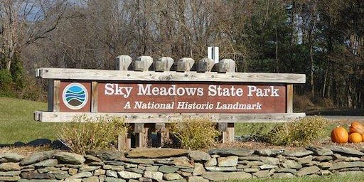 Sky Meadows Meditation Meadow Hike & Wild Plant Hike