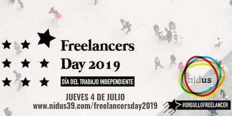 Freelancersday 2019 entradas