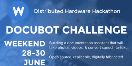 Distributed Hardware Hackathon - Docubot Challenge - Shenzhen tickets