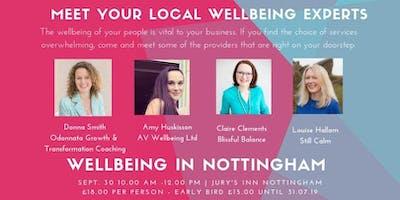 Wellbeing in Nottingham (WIN)