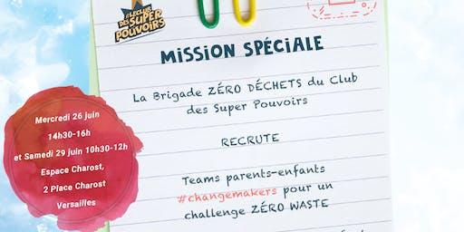 Mission spéciale : Zero Waste