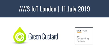 AWS IoT London | 11 July 2019 tickets