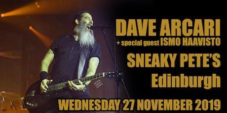 Dave Arcari + special guest Ismo Haavisto tickets