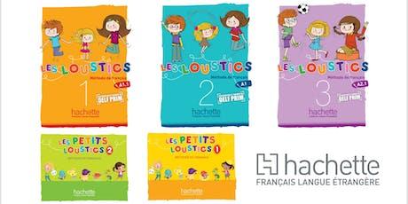 Webinaire Hachette FLE  Jeunesse - Maghreb biglietti