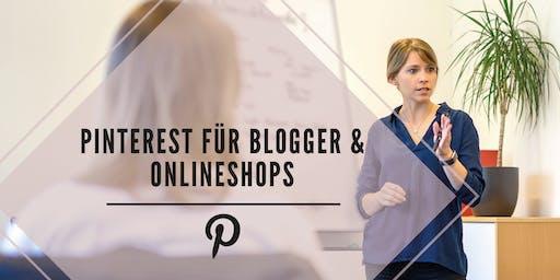 Pinterest Workshop für Blogs & Onlineshops