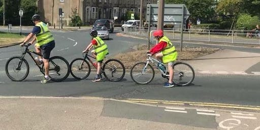 LEVEL 3 BIKEABILITY FREE SUMMER CLUB - PRESTON