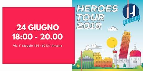 Heroes Tour 2019 biglietti