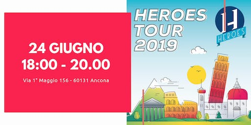 Heroes Tour 2019
