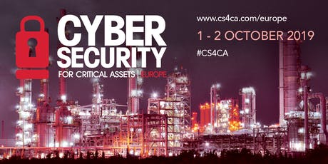 Cyber Security for Critical Assets Europe tickets