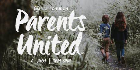 Parents United tickets