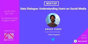 Data Dialogue: Understanding Users on Social Media