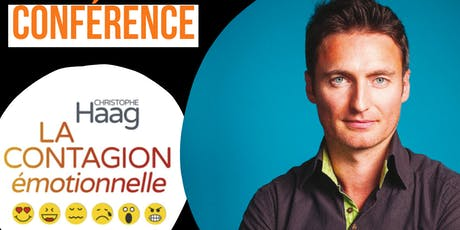 "Jeudi de l'innovation IRIIG : ""La Contagion Émotionnelle"", Christophe Haag tickets"