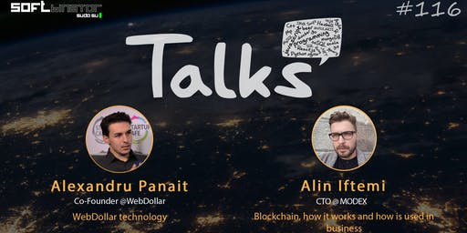 Talks #116 Blockchain Special Edition 2.0