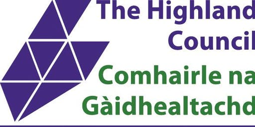 The Highland Council Trade Services Framework Agreement 2019 (Portree)