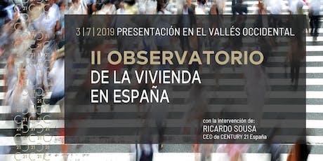 OBSERVATORIO DE LA VIVIENDA entradas