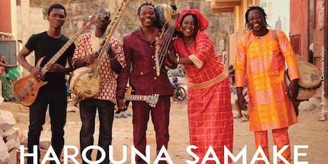 HAROUNA SAMAKE (Salif Keita) Live concert entradas
