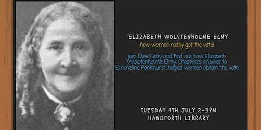 Elizabeth Wolstenholme Elmy: Her role in getting women the vote