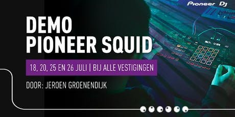 Demo Pioneer Squid tickets