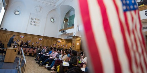 Study in the USA Seminar - August 2019