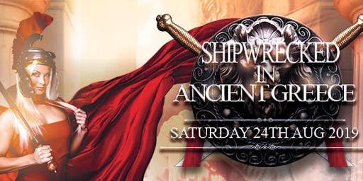 Shipwrecked in Ancient Greece Themed Carnival Party