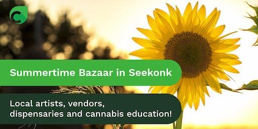 Seekonk Summertime Craft Bazaar!