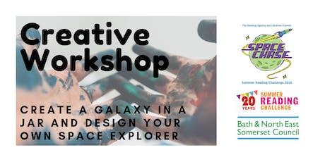 Creative Workshop (Summer Reading Challenge 2019) tickets