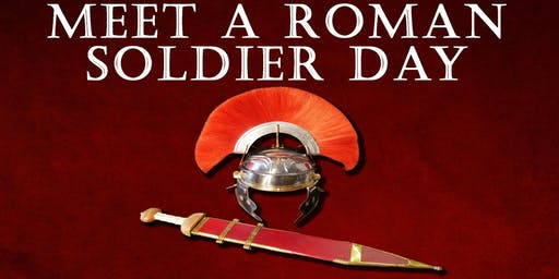 Meet a Roman Soldier Day at Torquay Museum