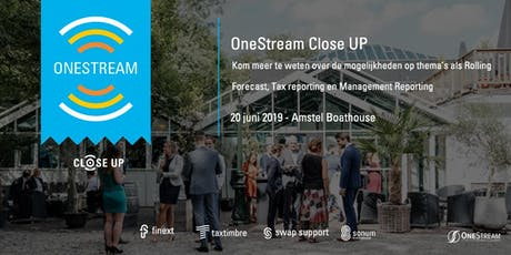 OneStream Close Up 2019 tickets
