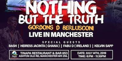 Gordons D' Berlusconi Live In Manchester