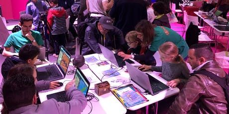 Ateliers Coding Park tickets